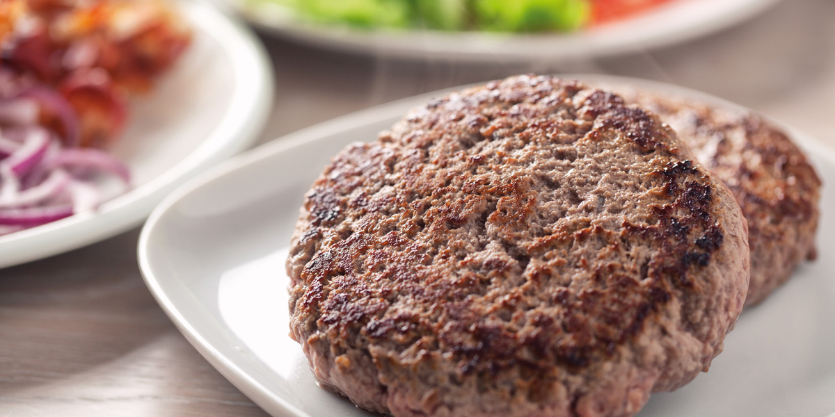 FASSONA BEEF HAMBURGER